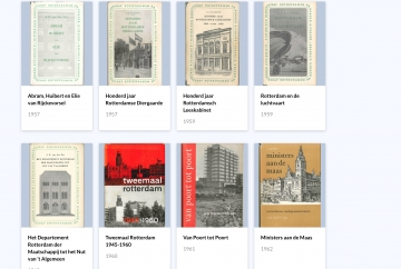 Database Stichting Historische Publicaties Roterodamum
